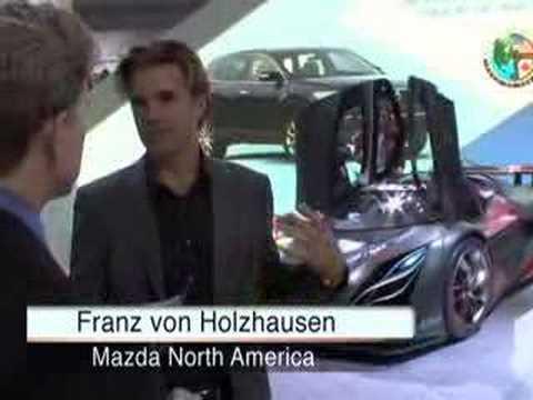 Detroit Auto Show 2008: Mazda Furai