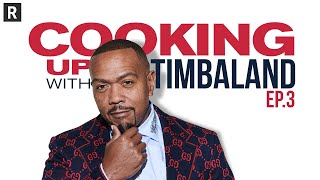Gambar cover What happens When Timbaland Hits The Studio With The Youth Trizzy Track | Cooking Up w/ Timbaland