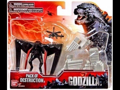 Godzilla 2014 Toys Reveals M U T O And More Info Youtube