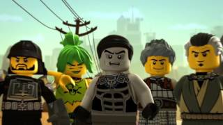 The Resistance (Skillet) - Ninjago Tribute