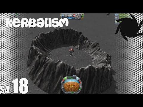 Kerbalism - S04E17 - Kerbals ON the Mun