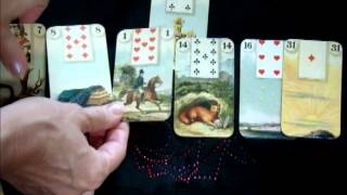 Lenormand Readings: Going from Small to Larger Spreads