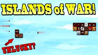 AM I THE UNLUCKIEST ISLAND EVER?! - Islands of War Gameplay Ep 2