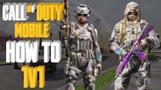 Call of Duty Tips & Tricks - How To 1v1 On Call of Duty Mobile Multiplayer