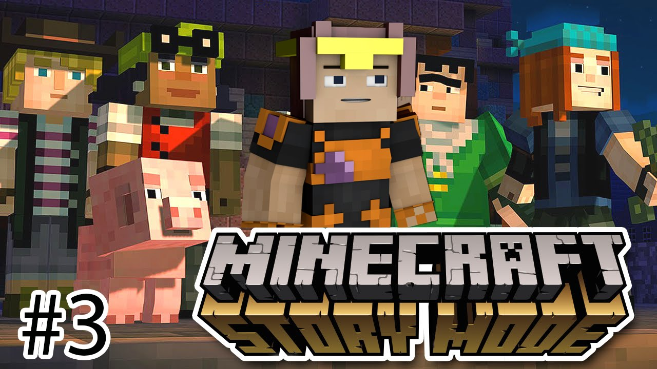 Minecraft: Story Mode - Episodes 1-8 - торрент, скачать ...