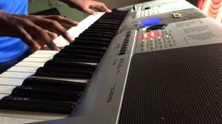 Sarvam theme (IllaiyaRaaja classic) instrumental keyboard