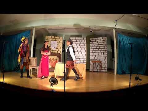 Twelfth Night ~ Malamalama Waldorf School ~ February 2019
