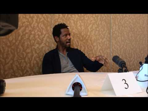 HNS Interviews Tory Kittles from Colony at Comic Con 2017