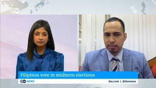 Richard Heydarian Deutsche Welle (DW) Interview on Duterte's New Powers
