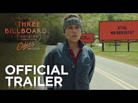 Three Billboards Outside Ebbing, Missouri | Officiell Trailer 1