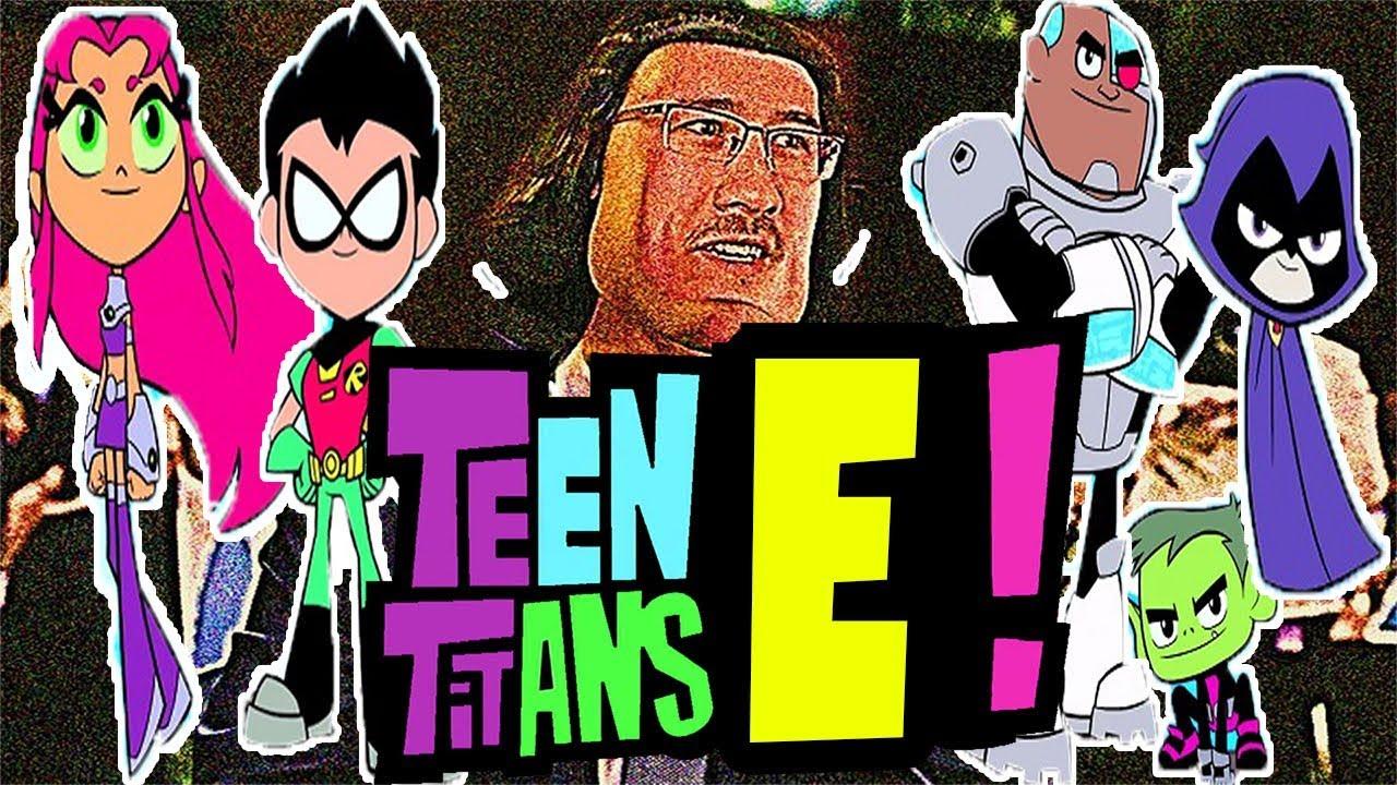 TEEN TITANS E ! - Markiplier E Meme - YouTube Markiplier E
