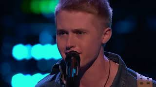 The Voice 2015 Knockouts   Corey Kent White   Live Like You Were Dying