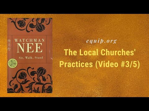 The Local Churches' Practices (3)