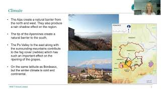 The beautiful region of piemonte, located in north-west italy, is almost encircled by alps (piemonte meaning 'at foot mountains') and home ...