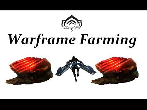 Warframe Farming - Tellurium (REUPLOAD)