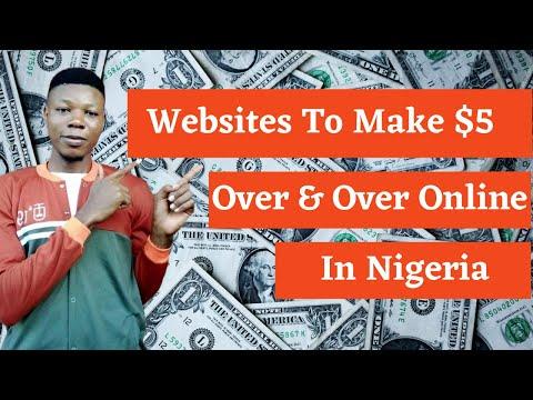 Websites to MAKE MONEY online in NIGERIA