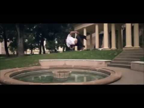 Maroon 5 - Sugar (Guz Zanotto Remix)-parkour stunts.