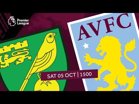 Norwich City 1 - 5 Aston Villa | Extended Highlights