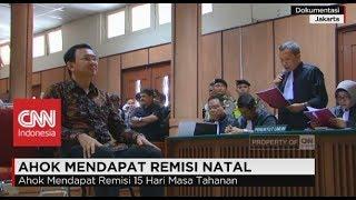 Video Ahok Mendapat Remisi Natal download MP3, 3GP, MP4, WEBM, AVI, FLV Maret 2018