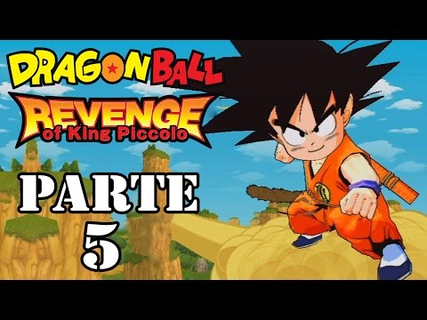 Let's Play: Dragon Ball Revenge of King Piccolo - Parte 5