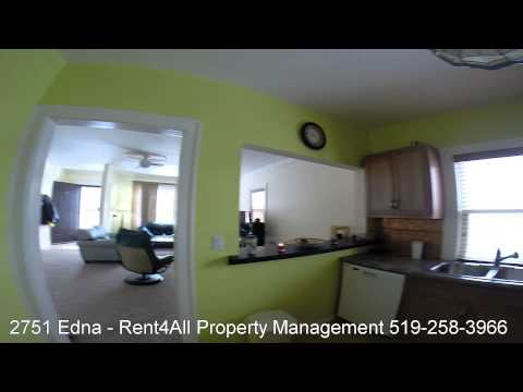 Edna Rent4all Property Management And Real Estate In Windsor Ontario