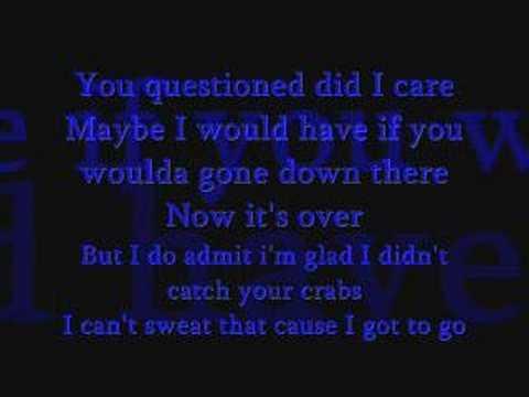 U b by frankee lyrics