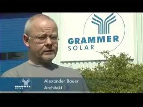 TWINSOLAR Luftkollektor zum Heizen und Lüften mit der Sonne   Grammer Solar