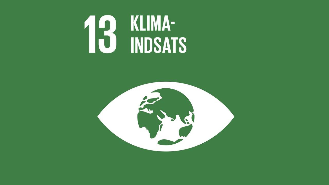 Mål 13: Klimaindsats | Verdensmålene - for bæredygtig udvikling