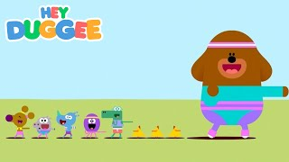 The Omelette Badge - Hey Duggee Series 1 - Hey Duggee