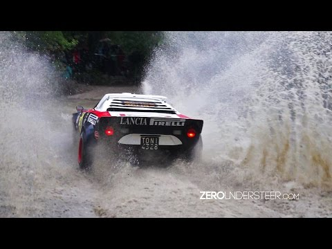Crash, Drifts & Big Action - Rallylegend 2015 | Rally Heaven