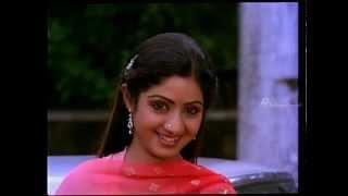 Pokkiri Raja - Rajinikanth flirts with Sridevi