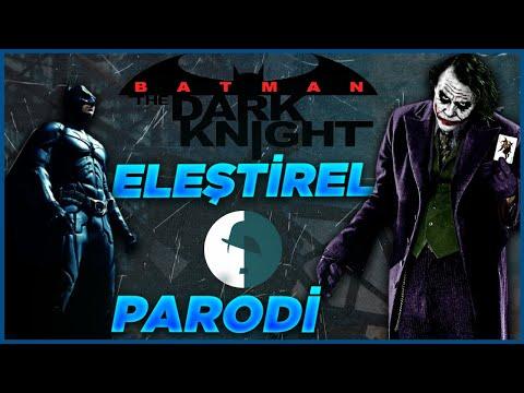 The Dark Knight - EleÅŸtirel Parodi