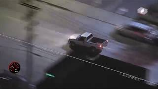 2/20/18: Car Chase on Train Tracks - Unedited