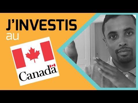 Investir dans l'IMMOBILIER CANADIEN (sans se déplacer grâce aux REIT)