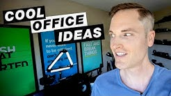 10 Cool Home Office Design Ideas