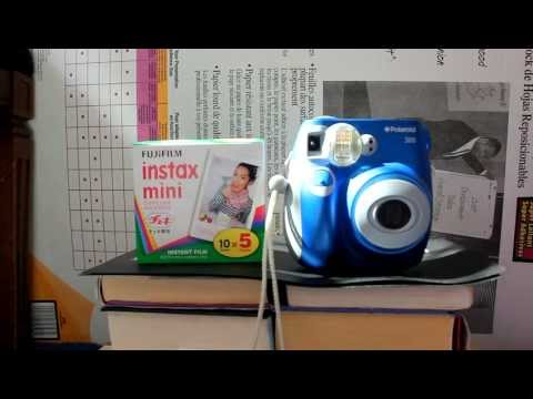 Does instax mini film work with the polaroid 300?