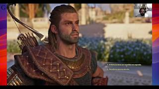 Gabe - Assassins Creed Odyssey 239 - O Guardião e a Chama (Destino de Atlântida)