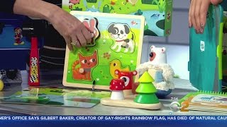 Finding The Right Toys For Kids With Autism