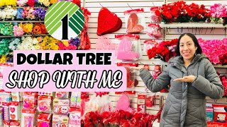 DOLLAR TREE SHOP WITH ME VALENTINE S DAY 2019