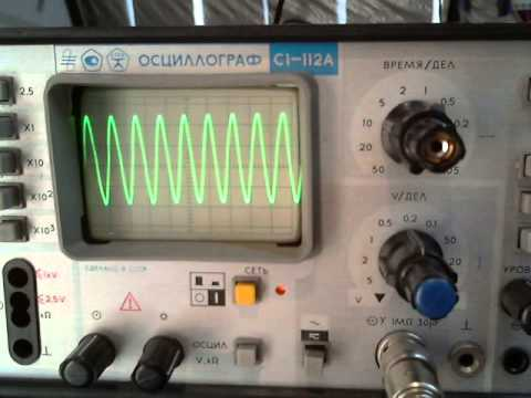 Cheap Function Signal Generator from ebay - YouTube