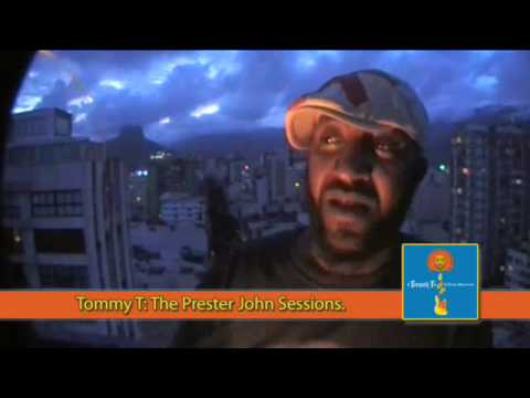 Tommy T Discusses The Making Of The Prester John Sessions