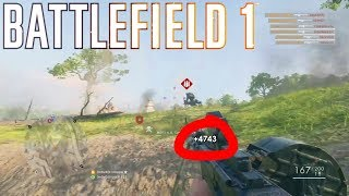 Massive point streak! - battlefield 1 top plays of the week #40