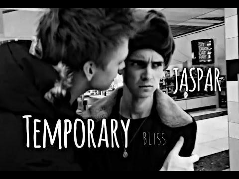 JASPAR || Caspar Lee + Joe Sugg || Temporary Bliss