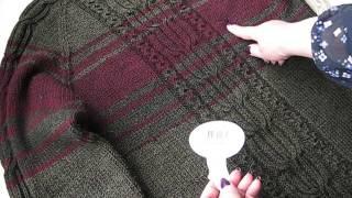 видео Мужской обзор на мужской свитер