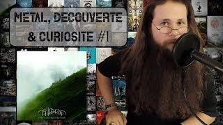 Metal, Découverte & Curiosité  #1 - Wilderun