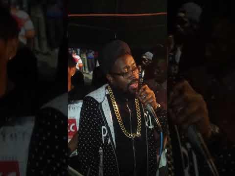 Black Champion Sound.. Beenie Man giving a history