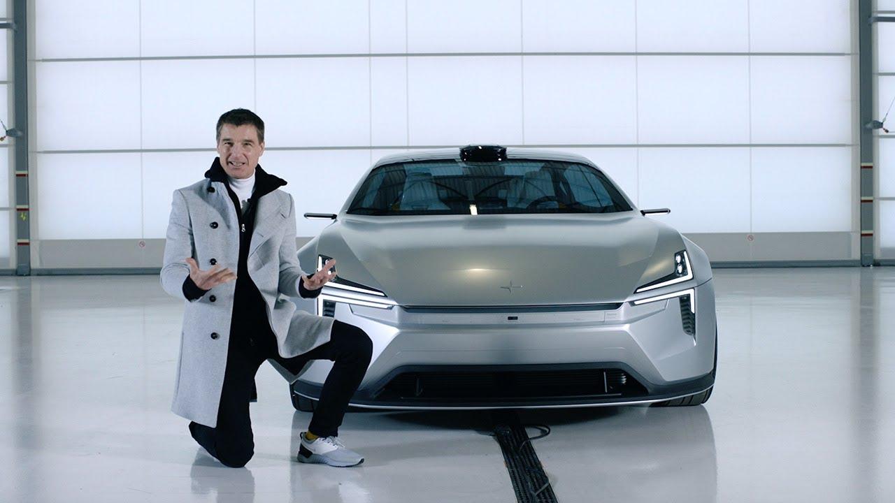 Volvo Polestar Precept | The Real Car of the Future?