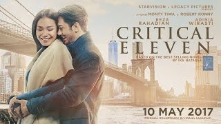 CRITICAL ELEVEN Official Teaser (Tayang 10 Mei 2017)