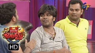 Sudigaali Sudheer Performance – Extra Jabardasth - 19th August 2016  – ETV  Telugu