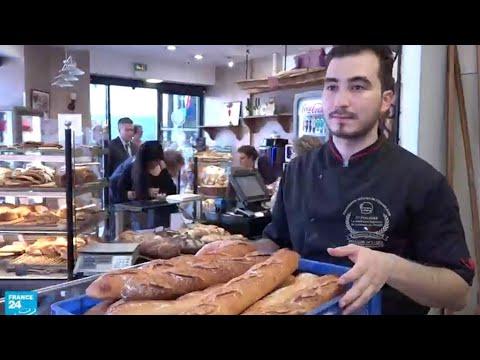 خبز فرنسي بلمسة تونسية... محمود المسيدي خباز قصر الإليزيه  - نشر قبل 21 دقيقة